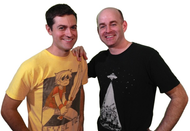 Johnny & Chris O'Neal, founders of Brotherwise Games